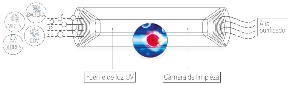 funcionamiento biozone serie AC
