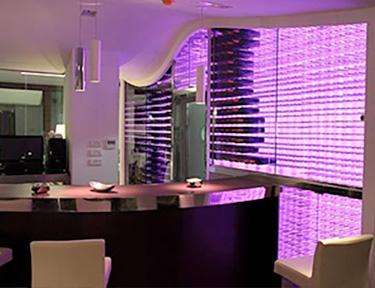 Vinoteca Inox Premium III