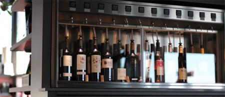 dispensador de vino por copas estandar