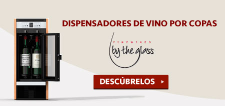 dispensadores de vino por copas by the glass